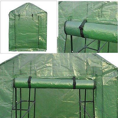 Generic-QYUS41602152715-81167-Mini-Walk-In-Outdoor-ves-Gre-Greenhouse-Portable-8-Shelv-8-Shelves-Portab-2-Tier-New-ier-New-Green-House-House-2-Tier-New-0