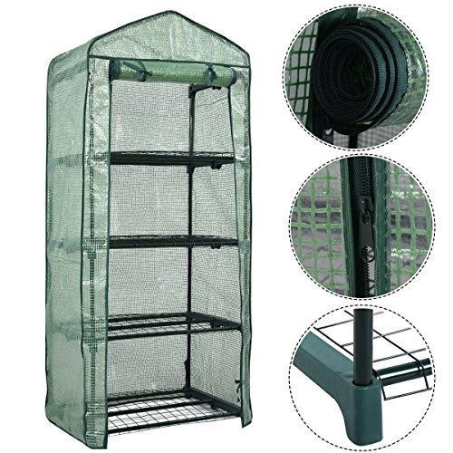 Generic-YCUS150720-236-812301-Gardenini-Outdoor-Portable-Mini-Outdoor-4-Shelves-Green-House-Brand-Green-house-New-Garden-4-Shelves-G-0