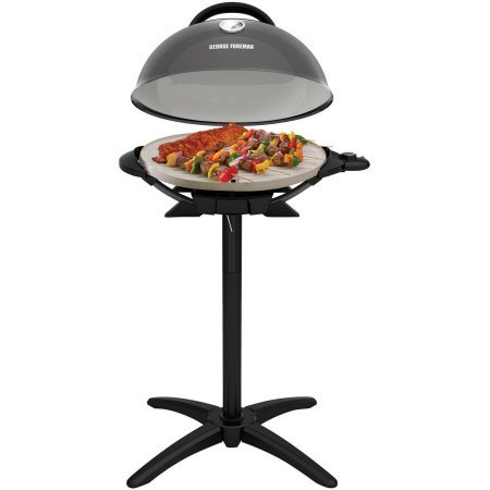 George-Foreman-15-Serving-IndoorOutdoor-Electric-Grill-Silver-GGR50B-0