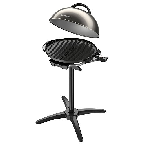 George-Foreman-240-Nonstick-Removable-Stand-IndoorOutdoor-Electric-Grill-0-1
