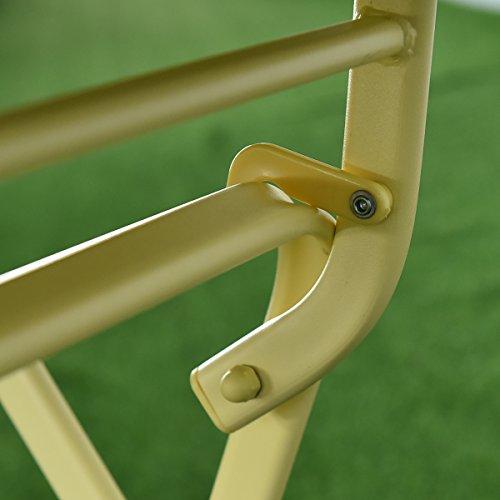 Giantex-3-PC-Folding-Table-Chair-Set-Outdoor-Patio-Garden-Pool-Backyard-Furniture-0-0