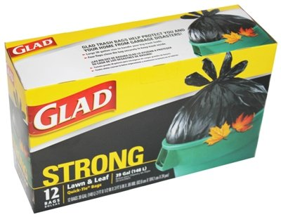 Glad-Strong-Lawn-Leaf-Quick-Tie-Bags-339-Gallon-lon-0