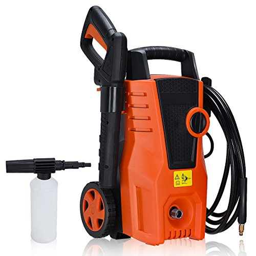 Globe-House-Products-GHP-1400PSI-2000W-16GPM-Electric-High-Pressure-Washer-Sprayer-Cleaner-with-2-Wheels-0