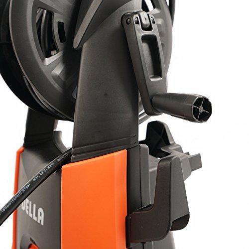 Globe-House-Products-GHP-Orange-Black-145-Wx15-Lx31-H-2300-PSI-14GPM-Burst-Electric-Pressure-Washer-0-1