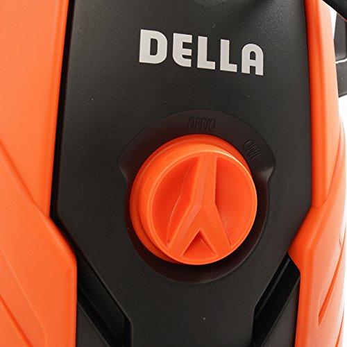 Globe-House-Products-GHP-Orange-Black-145-Wx15-Lx31-H-2300-PSI-14GPM-Burst-Electric-Pressure-Washer-0-2