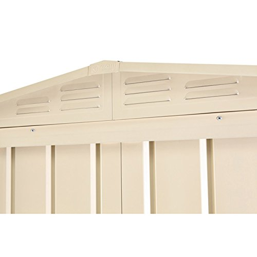 Globel-8-x-6-ft-Gable-Roof-Storage-Shed-0-1