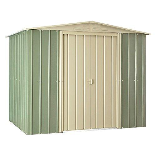 Globel-8-x-6-ft-Gable-Roof-Storage-Shed-0