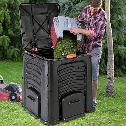 Goplus-105-Gallon-Classic-Compost-Bin-Large-Garden-Waste-Bin-Grass-Food-Trash-Fertilizer-Barrel-Soil-Saver-Outdoor-Composter-Black-0-0