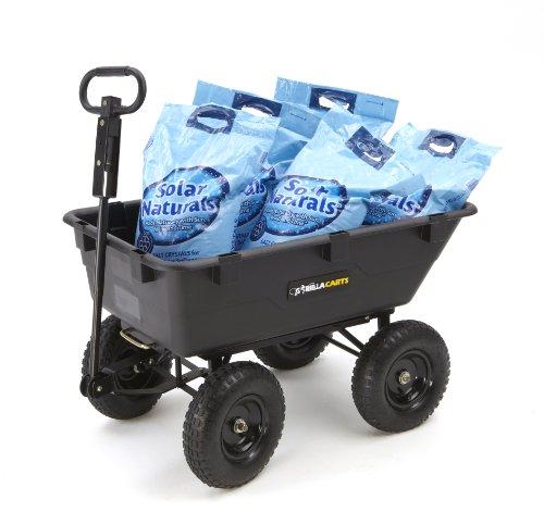 Gorilla-Carts-Heavy-Duty-Garden-Poly-Dump-Cart-with-2-in-1-Handle-0-0