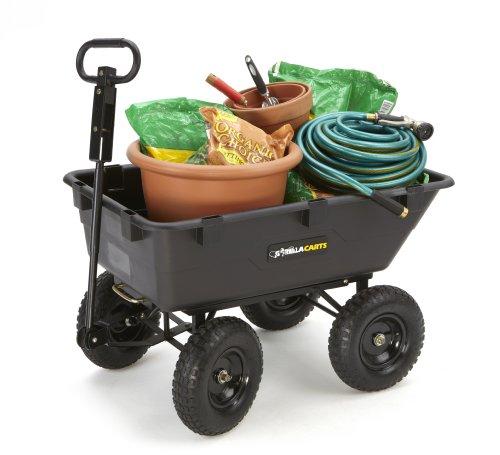 Gorilla-Carts-Heavy-Duty-Garden-Poly-Dump-Cart-with-2-in-1-Handle-0-1
