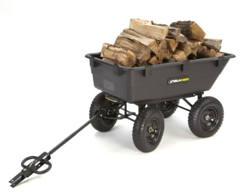 Gorilla-Carts-Heavy-Duty-Garden-Poly-Dump-Cart-with-2-in-1-Handle-0-2