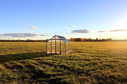 Grandio-Ascent-8×16-Greenhouse-Kit-6mm-Twin-Wall-Polycarbonate-0-1