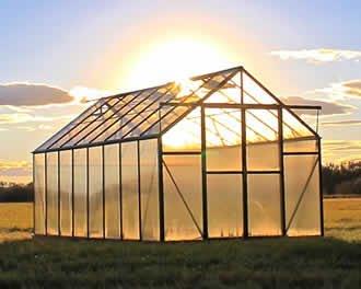 Grandio-Ascent-8×16-Greenhouse-Kit-6mm-Twin-Wall-Polycarbonate-0