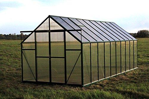 Grandio-Ascent-8×20-Greenhouse-Kit-6mm-Twin-Wall-Polycarbonate-0-0