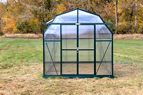 Grandio-Elite-8×20-Greenhouse-Kit-10mm-Twin-Wall-Polycarbonate-0-0
