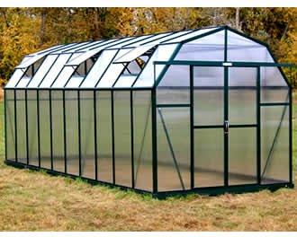 Grandio-Elite-8×20-Greenhouse-Kit-10mm-Twin-Wall-Polycarbonate-0