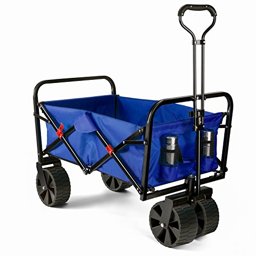 HOUSE-DAY-Outdoor-Garden-Utility-Wagon-Cart-0