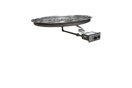 HPC-Manual-Spark-Flame-Sensing-Fire-Pit-Kit-30-Inch-Round-Burner-37-Inch-Bowl-Pan-Propane-0
