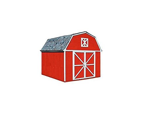 Handy-Home-Products-Berkley-Wooden-Storage-Shed-0-0