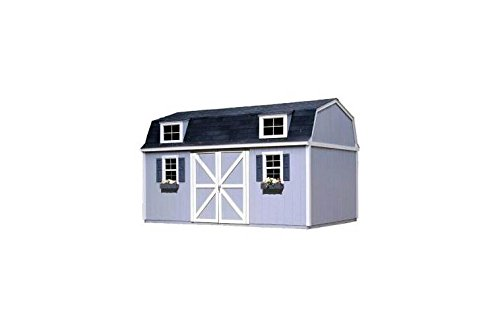Handy-Home-Products-Berkley-Wooden-Storage-Shed-0-2