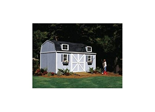 Handy-Home-Products-Berkley-Wooden-Storage-Shed-0-3