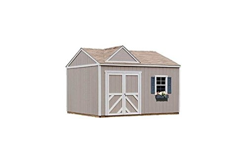 Handy-Home-Products-Columbia-Wooden-Storage-Shed-0-4