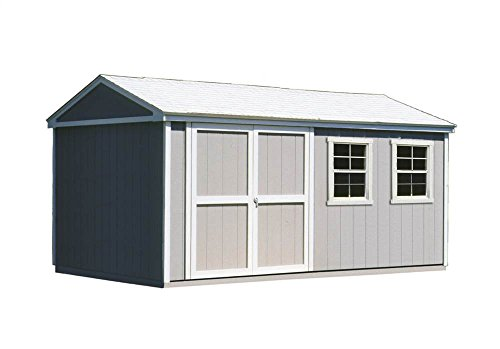 Handy-Home-Products-Somerset-Wooden-Storage-Shed-0-0