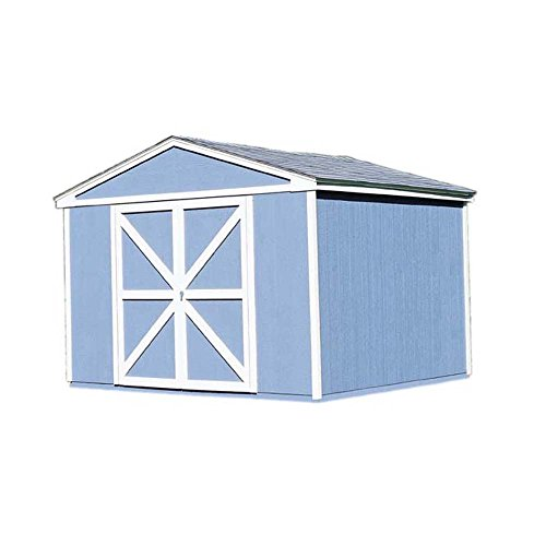 Handy-Home-Products-Somerset-Wooden-Storage-Shed-0-3