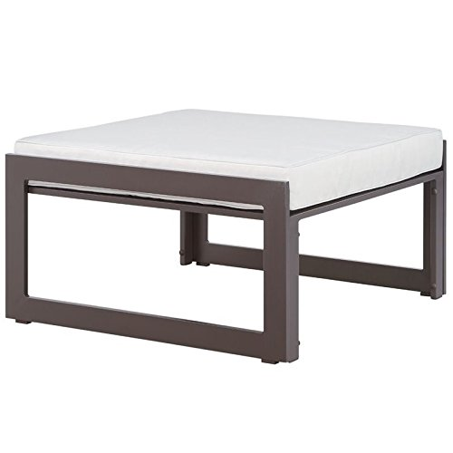 Hawthorne-Collections-Outdoor-Patio-Ottoman-in-Brown-and-White-0-0