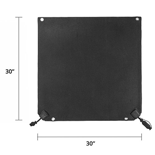 Heated-Snow-Melting-Half-Walkway-Mat-Outdoor-No-Slip-Heated-Walkway-Mat-30-x-30-Inch-HeatTrak-No-More-Shoveling-Salting-and-Slipping-0-0