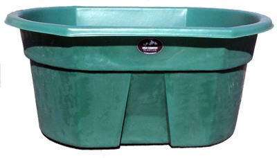 High-Country-Plastics-155-Gallon-Water-Tank-Forest-Green-Forrest-Green-0