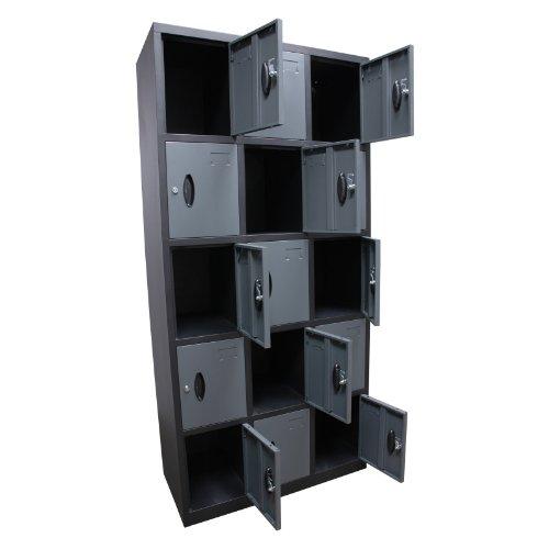 Homak-Mfg-Co-GS00701500-15-Door-Steel-Locker-0-0