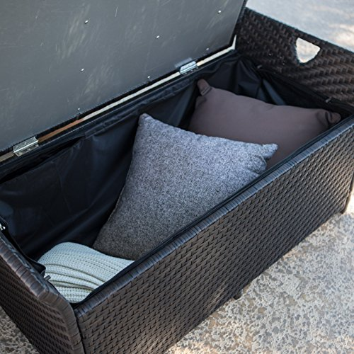 Home-Improvements-Dark-Brown-Resin-Wicker-Deck-Storage-Box-Patio-Storage-Bench-Seating-Pool-Storage-0-1