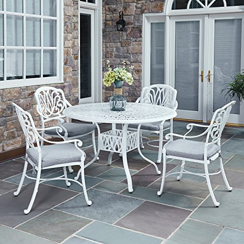 Home-Styles-5562-325-5-Piece-Floral-Blossom-Outdoor-Dining-Set-with-Round-Table-and-Four-Swivel-Chairs-Parent-0-0