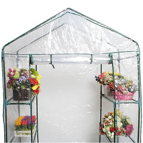 Honesty-Portable-4-Shelves-Walk-in-Greenhouse-Outdoor-3-Tier-Green-House-0-0