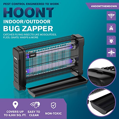 Hoont-Powerful-Electric-Indoor-Bug-Zapper-and-Fly-Zapper-Catcher-Trap-Killer–Protects-2000-Sq-FtFly-and-Bug-Killer-Insect-Killer-Mosquito-Killer–For-Residential-Commercial-and-Industrial-0-1