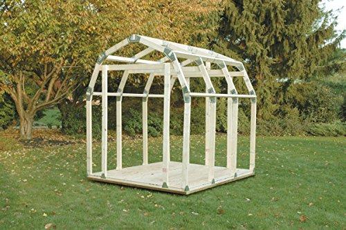 Hopkins-90190-2x4basics-Shed-Kit-Barn-Style-Roof-0-0