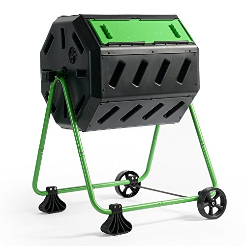 Hot-Frog-Mobile-Dual-Chamber-Compost-Tumbler-0