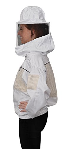 Humble-Bee-532-Ventilated-Beekeeping-Smock-with-Square-Veil-0-1