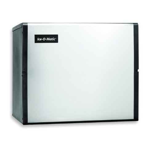 Ice-O-Matic-ICE0806HW-Water-Cooled-Half-Cube-Ice-Machine-Up-to-898-lbs-per-24-hrs-208-230V601Ph-0