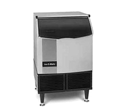 Ice-O-Matic-ICEU225FW-Ice-Maker-With-Bin-Cube-Style-0