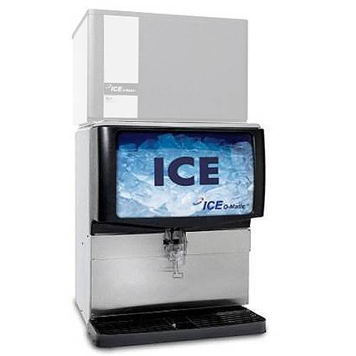 Ice-O-Matic-IOD250-Countertop-Ice-Dispenser-with-250-lb-Storage-Capacity-Ice-Machine-not-included-0