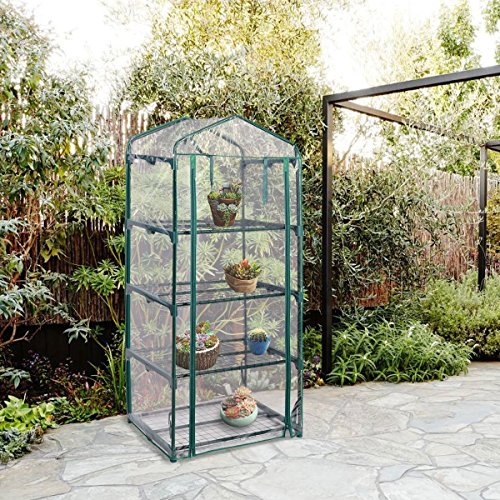 Imtinanz-Modern-Outdoor-Portable-Mini-4-Shelves-Greenhouse-0-0
