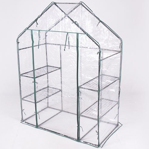 Imtinanz-Modern-Portable-Outdoor-4-Shelves-Greenhouse-0-0