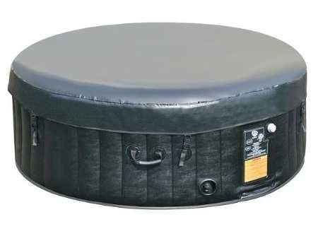 Inflatable-Hot-Tub-Outdoor-Portable-for-4-Persons-Black-0-2