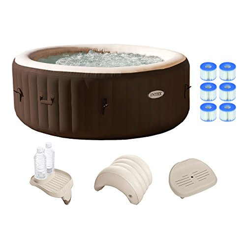 Intex-PureSpa-4-Person-Hot-Tub-with-Filters-and-Accessories-0
