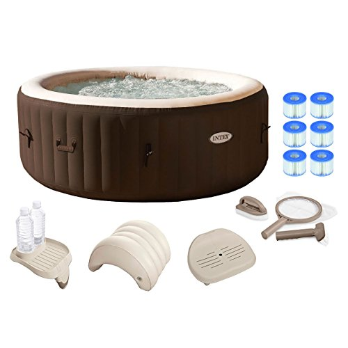 Intex-PureSpa-4-Person-Inflatable-Hot-Tub-Complete-Kit-0