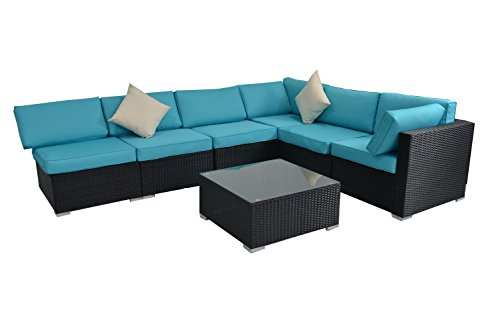 JETIME-Outdoor-Rattan-Couch-Wicker-7PCS-Sectional-Conversation-Sofa-Set-Lawn-Garden-Patio-Furniture-Set-0-1
