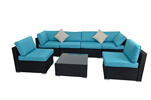 JETIME-Outdoor-Rattan-Couch-Wicker-7PCS-Sectional-Conversation-Sofa-Set-Lawn-Garden-Patio-Furniture-Set-0-2