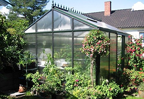 Janssens-Royal-Victorian-VI23-Greenhouse-with-10mm-Polycarbonate-0